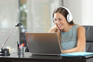 cours à distance, cours en e-learning, cours linguistique à distance